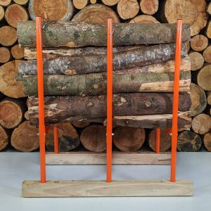bulk log sawhorse