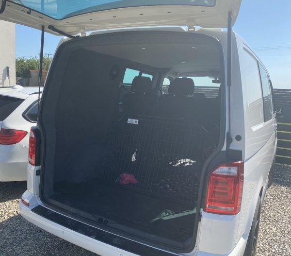 VW T6, Van Dog Cage, Pet Travel Crate