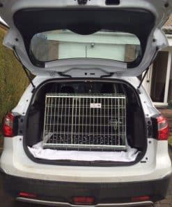 suzuki sx4, pet cage, dog travel crate