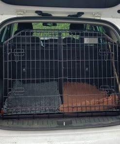 Hyundai Tucson, Car Dog Cage, Pet Travel Crate