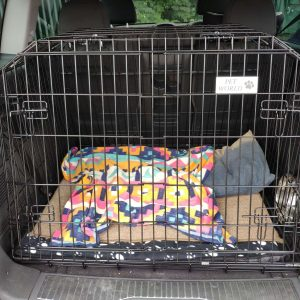 vauxhall Zafira , pet travel cage, car dog crate