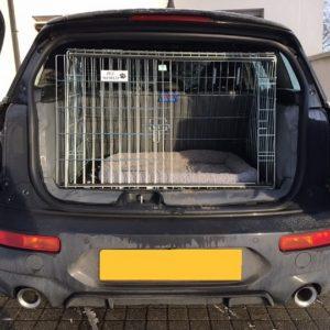 Mini Cooper Estate, Dog Crate, Pet Travel Cage