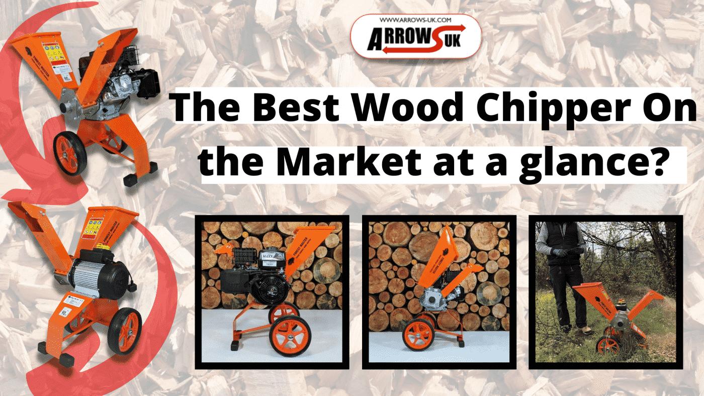 FM6DD, Wood Chipper, Arrows, Compact