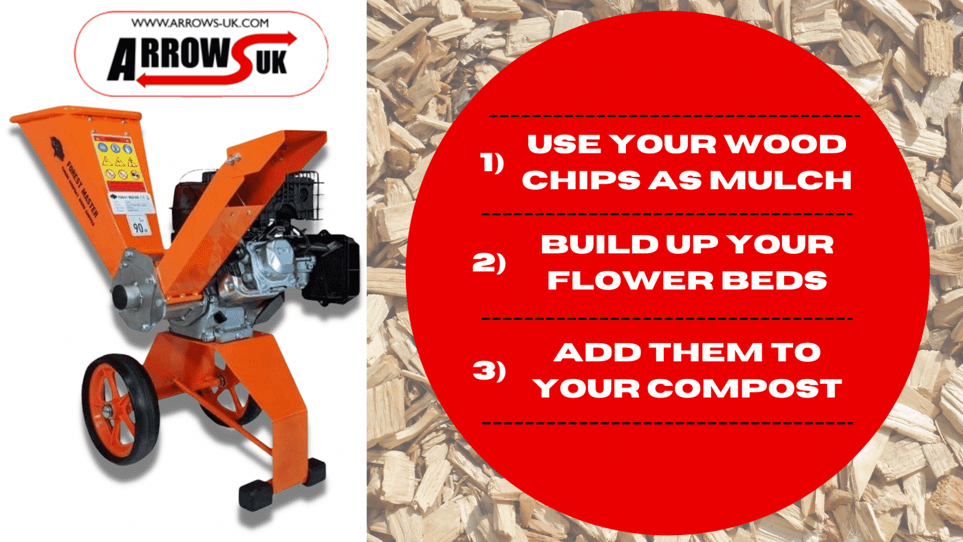 Wood chips, Wood Chipper, chips, mulch, compost