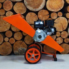 forest master mulcher, garden shredder, petrol compact