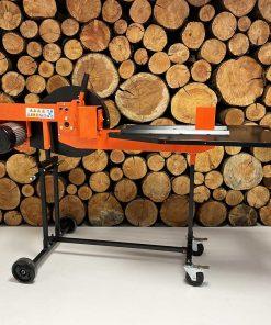 electric log splitter, kinetic, forest master fast fire